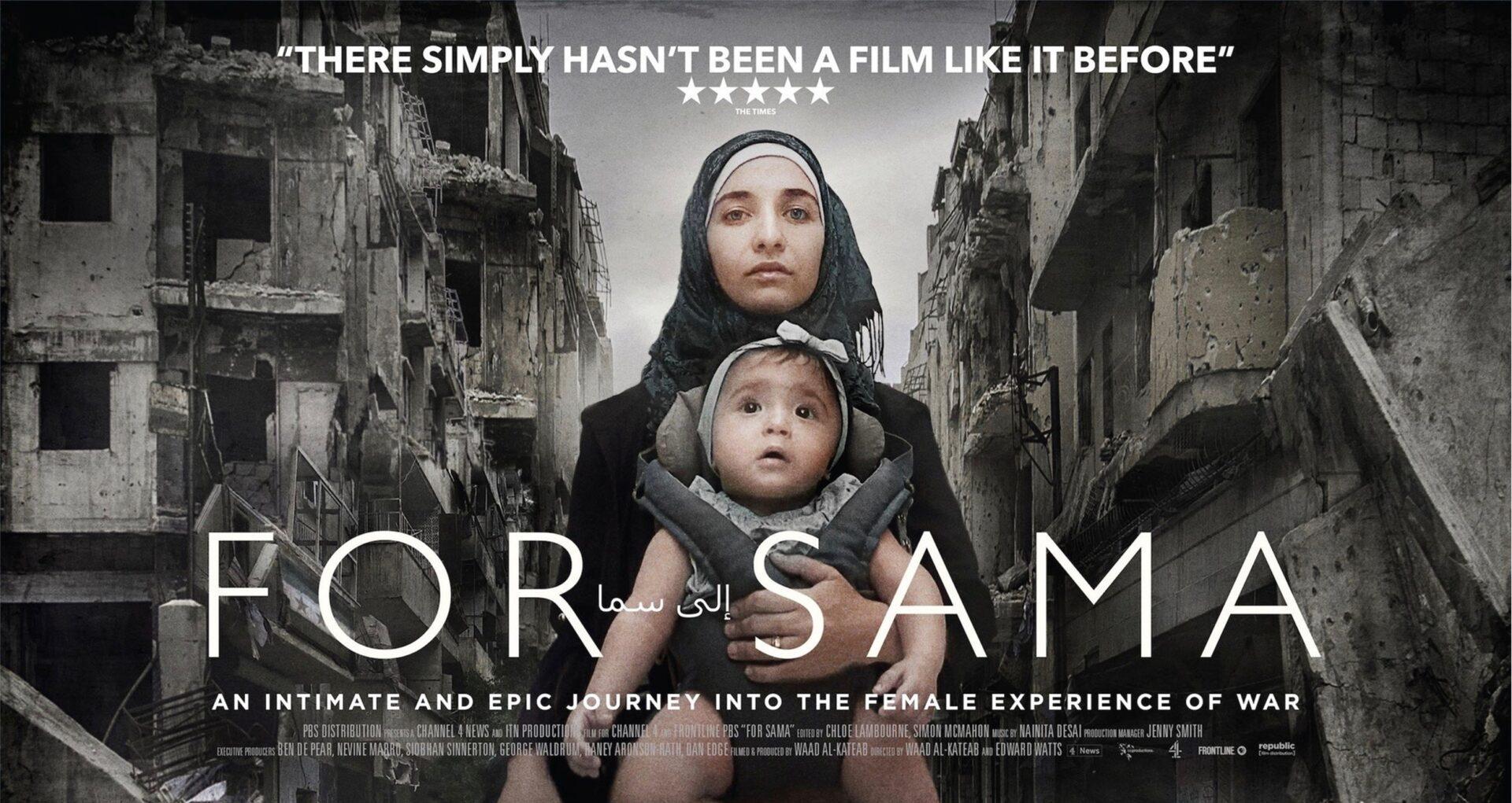 Filmplakat For Sama