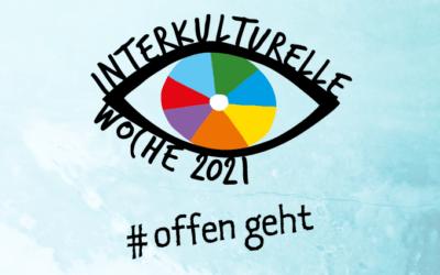Interkulturelle Woche #offengeht: das Netzwerk ist auch dabei!